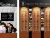 Anshe Emeth Memorial Temple Synagogue Donor Recognition Wall
