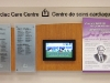 Major Donor Recognition Display Bergen Cardiac Care Centre