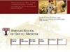 Harvard School of Dental Medicine Multimedia Display on Interactive Kiosk