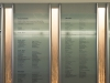 Overlake Hospital Donor Recognition Panels