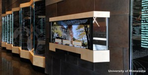 Electronic Donor Recognition Display - University of Minnesota