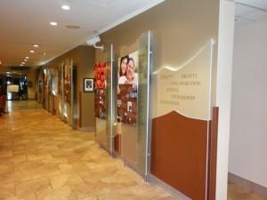 Hospital Donor Wall St. John's Regional Medical Center, Oxnard, California