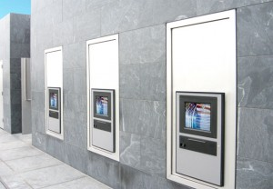 United States Air Force Memorial Interactive Kiosks designed by Planned Legacy