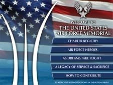 United States Air Force Memorial Multimedia Presentation