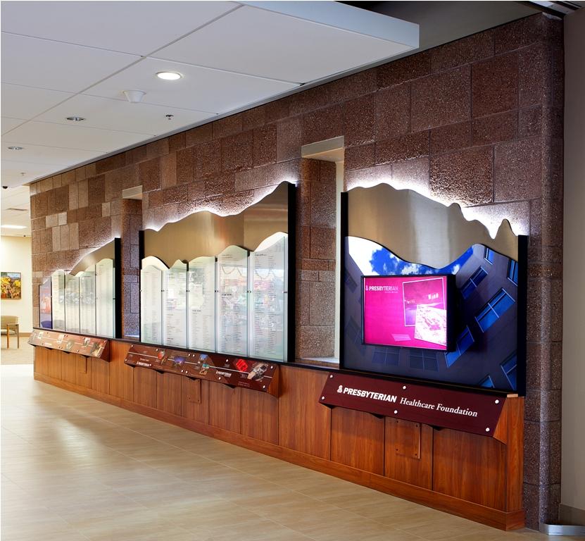 New Presbyterian Rust Medical Center Showcases Dynamic